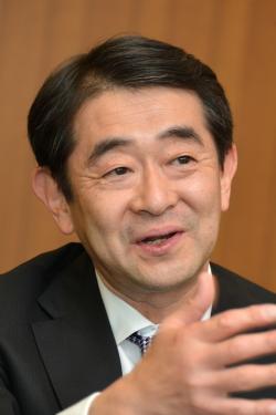 三井化学 橋本修社長